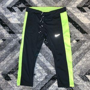 Nike crop workout pants